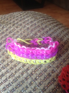 Rainbow Bandz Loom Kit