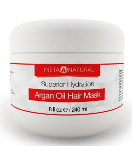 Insta Natural Argan Oil Hair Mask