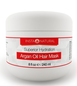 Insta Natural Argan Oil Hair Mask